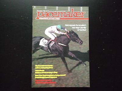 Pacemaker Magazine Dec. 1984 Park Appeal & Declan Gillespie On Cover
