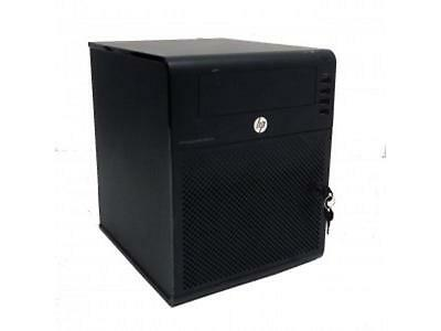 HP Proliant Microserver HSTNS-5151 Dual Core 1300MHz 8GB RAM 2TB HDD