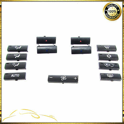 Bmw X5 E53 Air Condition Heater Climate Ventilation Control Button Switch Set