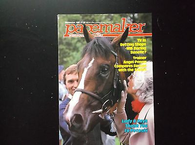 Pacemaker Magazine Sept.1985 Petoski On Cover