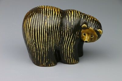 Cute Bear by Lisa Larson Gustavsberg - Old And Vintage