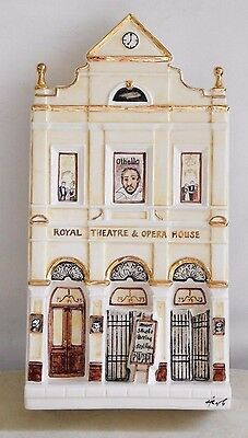 HAZLE CERAMICS ~ A Nation Of Shopkeepers ~ Northampton Theatre ~ Boxed