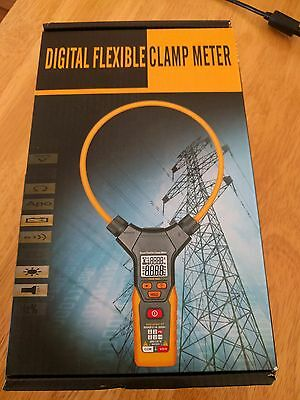 PeakMeter Flexible Clamp meter - Unwanted item