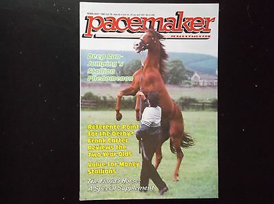 Pacemaker Magazine Feb.1987 Deep Run On Cover