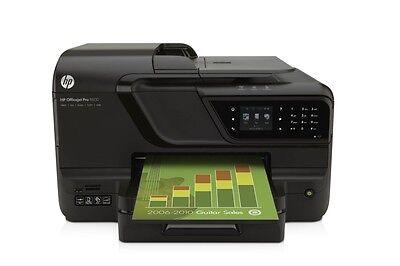 HP Officejet Pro 8600 Plus All-in-One Inkjet Printer Wireless Wifi - 8610 8620