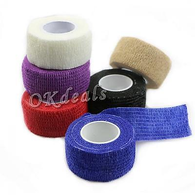 Roll 4.5m Fitness Health Safety Sports Tape Muscle Pain Care Bandage