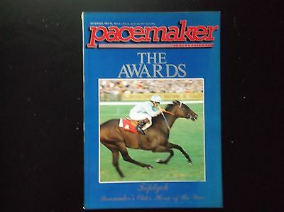 Pacemaker Magazine Dec.1987 Triptych On Cover
