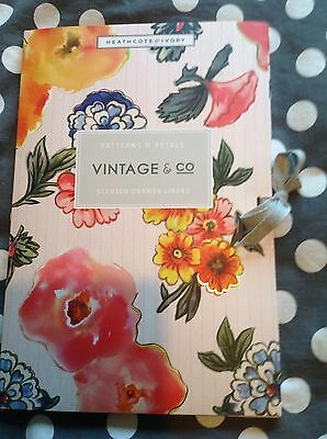 Heathcote & Ivory (Vintage & Co) scented drawer liners