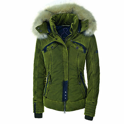 Pikeur Carla Hip-Length Parka Jacket