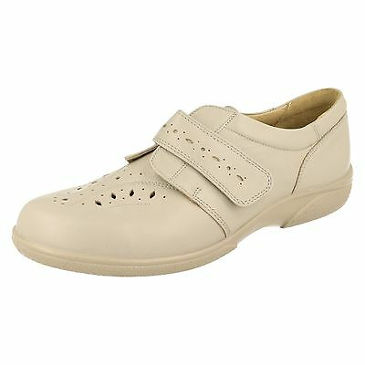 DB Easy b Ladies Wide Fitting Shoes (seconds) - Langley
