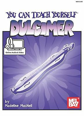 You Can Teach Yourself Dulcimer Learn to Play Music Book & Online Audio/Video
