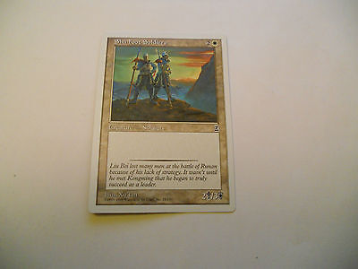 1x MTG Shu Foot Soldiers Magic EDH Portal Three Kingdoms P3K ING Inglese x1