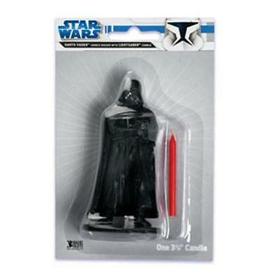 New Star Wars Happy Birthday Party Cake Candle
