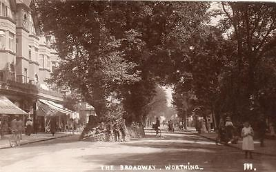 The Broadway Worthing unused RP old pc Loaders
