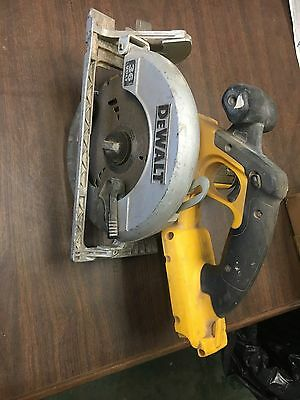 Dewalt  36-Volt  Cordless Circular Saw   saw only no battery or charger