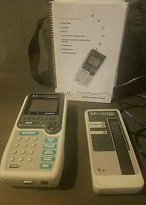 FLUKE MICROTEST PentaScanner Plus - Cable Analyzer