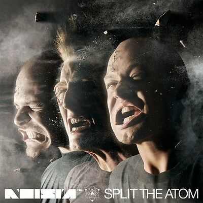 "NOISIA - Split The Atom - Vinyl (2 X 12"") Vision Records, Foreign Beggars"