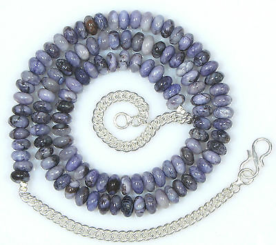 Ct 121.75 Natural Rare Sugilite Beads Cabochon Necklaces Top Gemstone Free ship