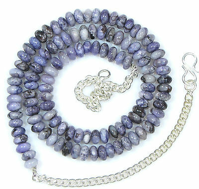 Ct 121.45 Natural Rare Sugilite Beads Cabochon Necklaces Gemstone Gift