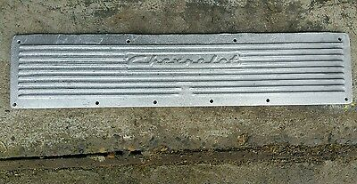 Chevy 235, 261 aluminum side cover unpolished