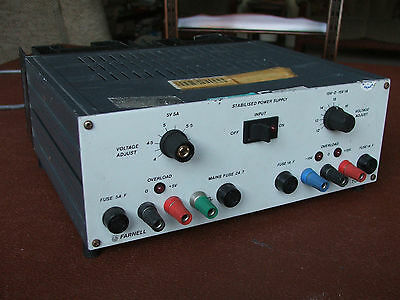 Farnell TOPS-2 Laboratory Bench Power supply