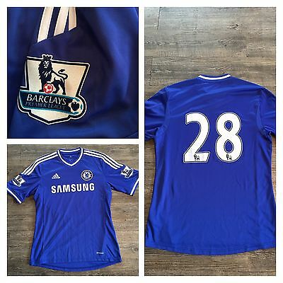 maillot shirt football Chelsea domicile home size taille M N°28