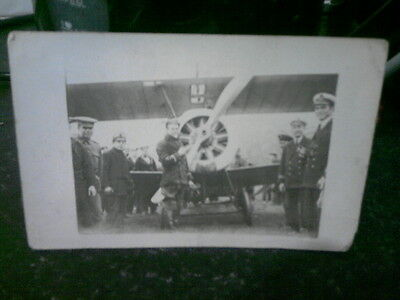 Early Aviation postcard,old!!!