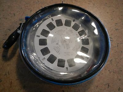 Lot Of 7 Viewmaster Reels In Case - Dinosaurs and Grand Canyon Reels
