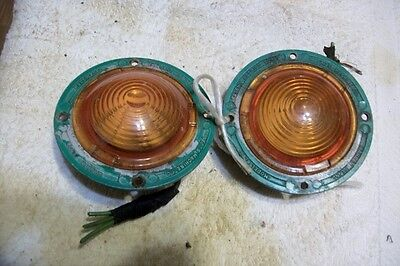 Rear Tail Lights made by Betts Machine Co.