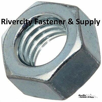 """(1) 5/8-11 Left Hand Thread Hex Nuts 5/8"""" x 11 With 15/16 Hex / Reverse Thread"""