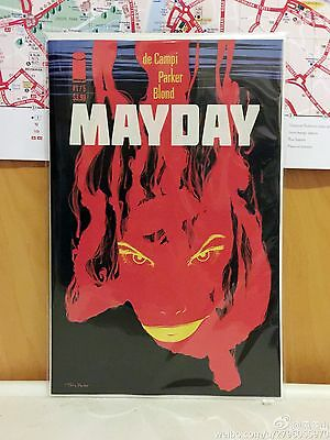 Image Comics May Day 1 1st Print Sold out