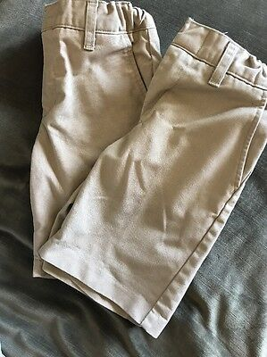 Flynn & O'Hara 2 Shorts Uniform Size 7 Regular - 2 Shorts
