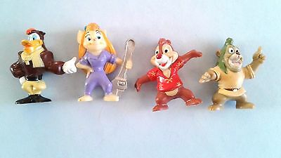 kellogg disney chip dale rescue rangers cereal box kids toy set
