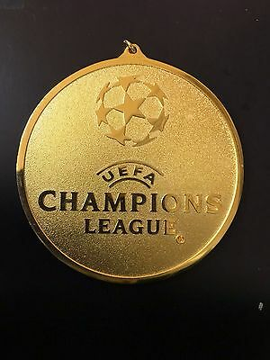 Uefa Champions League Winners Medal European Cup Final