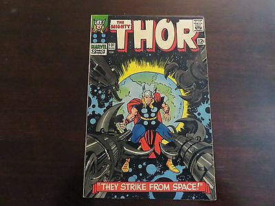 The Mighty Thor 131 (Aug 1966, Marvel) VF 7.0