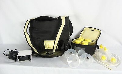 Medela Pump in Style Advanced Double Electric Breastpump + EXTRAS