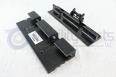 Seat Brackets for Older Jazzy Powerchairs with Trapeze Style Seating