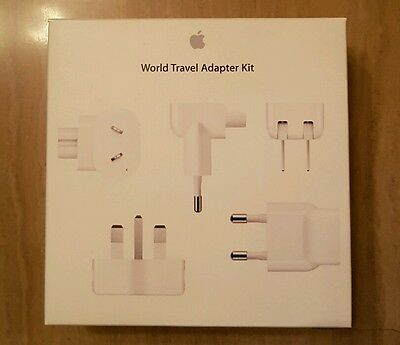 Apple Md837Zm/a Apple World Travel Adapter Kit