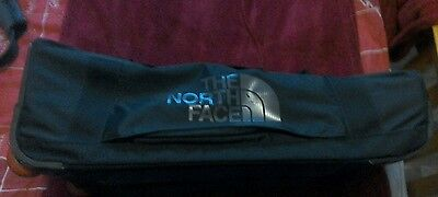 north face roller luggage