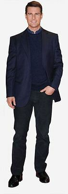 Tom Cruise Cardboard Cutout (life size OR mini size). Standee. Stand Up.