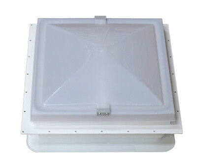 New Complete Opening Rooflight/Vent Roof Light skylight for static caravan 14x14