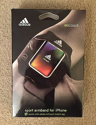 Griffin MiCoach Adidas Armband for Apple iPhone 5/5s/5c/SE (Brand New)