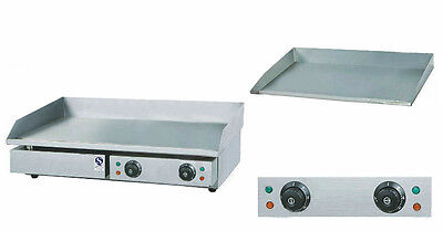 2017 Commercial Electric Griddle 4.4kW Grill / Hot plate 73cm