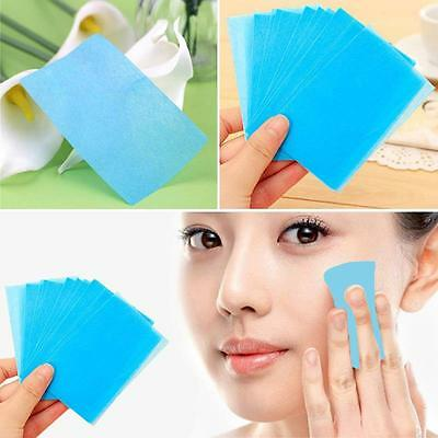 50 Oil Absorbing Paper Facial Tissue Face Tools Powerful Cosmetic Practical