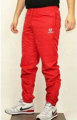 ◆ Neuf◆Bas◆Survetement◆Homme◆Sergio Tacchini◆Rouge◆Sport◆Foot◆Tennis◆Taille M◆Or