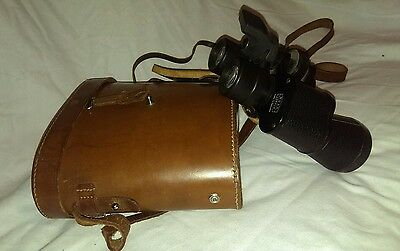 ROSS of London Vintage RARE Spectaross 8 X 40 Binoculars