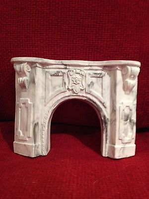 Dolls house fire surround Marble Effect