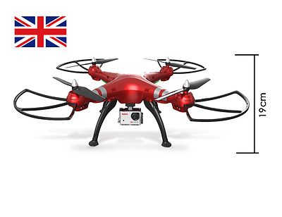 Syma X8HG Quadcopter with HD Camera and Auto-hover