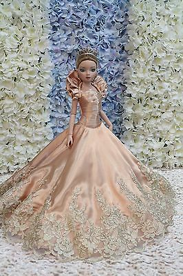 "NEW DRESS  BY T.D. outfit for 16"" Ellowyne Wilde /TONNER DOLL 23/1/1"