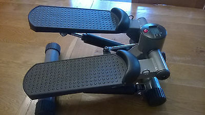 Pro Fitness Mini Stepper, Instructions & Bungee Resistance Cords